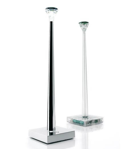 Lampada da tavolo a led mod starlight - Lampada led da tavolo ricaricabile ...